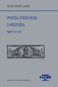 POESÍA, IDEOLOGÍA E HISTORIA