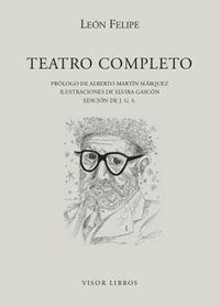 TEATRO COMPLETO-LEÓN FELIPE