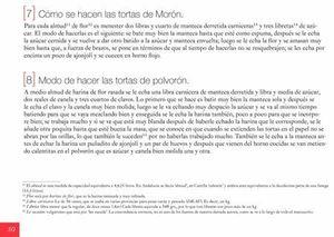 LIBRO DE APUNTACIONES DE GUISOS Y DULCES