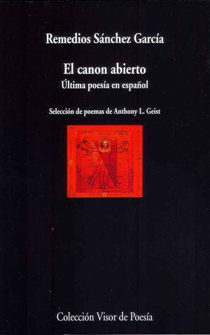 EL CANON ABIERTO