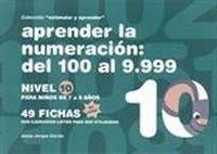 APRENDER NUMERACION 100 AL 9999