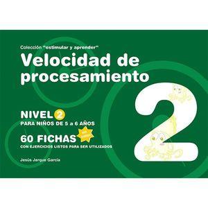 VELOCIDAD DE PROCESAMIENTO NIVEL 2
