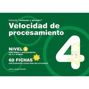 VELOCIDAD DE PROCESAMIENTO NIVEL 4