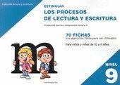 ESTIMULAR LOS PROCESOS DE LECTURA Y ESCRITURA. DE 10 A 11 AÑOS