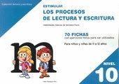 ESTIMULAR LOS PROCESOS DE LECTURA Y ESCRITURA. DE 11 A 12 AÑOS
