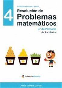 RESOLUCION DE PROBLEMAS MATEMATICOS 4