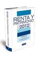 RENTA Y PATRIMONIO 2012