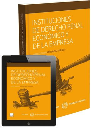 INSTITUCIONES DE DERECHO PENAL ECONÓMICO Y DE LA EMPRESA (PAPEL+E-BOOK)