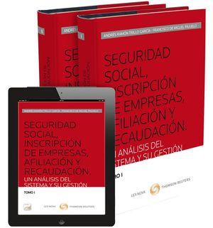 SEGURIDAD SOCIAL, INSCRIPCIÓN DE EMPRESAS, AFILIACIÓN Y RECAUDACIÓN (TOMO I)(PAP