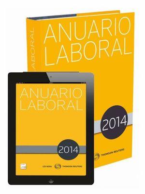 ANUARIO LABORAL 2014 (PAPEL + E-BOOK)
