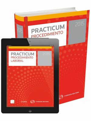 PRACTICUM PROCESO LABORAL 2015 INCLUYE EBOOK