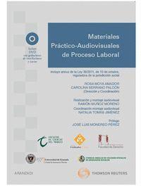 MATERIALES PRÁCTICO-AUDIOVISUALES DE PROCESO LABORAL - INCLUYE ANEXO CON LA LEY