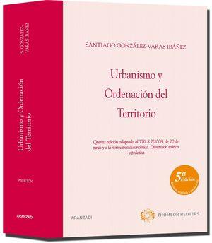 URBANISMO Y ORDENACION DEL TERRITORIO