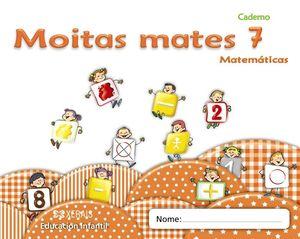 CADERNO MOITAS MATES 7