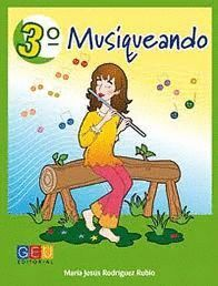 MUSIQUEANDO LIBRO 3º