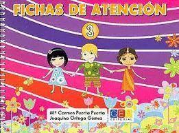 FICHAS DE ATENCIÓN 3