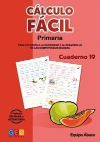 CALCULO FACIL 19 PRIMARIA 3ª EDICION