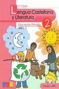 LENGUA CASTELLANA Y LITERATURA 2 LIBRO 2