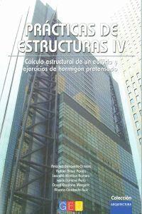 PRÁCTICAS DE ESTRUCTURAS IV