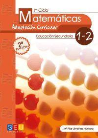 MATEMATICAS 1º CICLO ESO