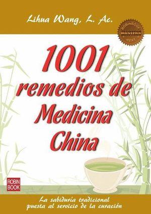 1001 REMEDIOS DE MEDICINA CHINA
