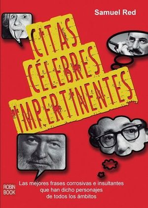 CITAS CÉLEBRES IMPERTINENTES
