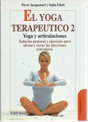 EL YOGA TERAPEUTICO DE LAS ARTICULACIONES