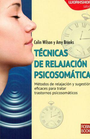TECNICAS DE RELAJACION PSICOSOMATICA