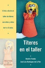 TÍTERES EN EL TALLER