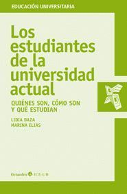 LOS ESTUDIANTES DE LA UNIVERSIDAD ACTUAL