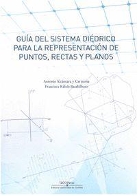 GUIA DEL SISTEMA DIEDRICO PARA LA REPRESENTACION DE PUNTOS, RECTA