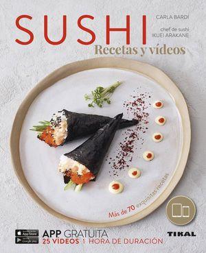 SUSHI, RECETAS Y VIDEOS