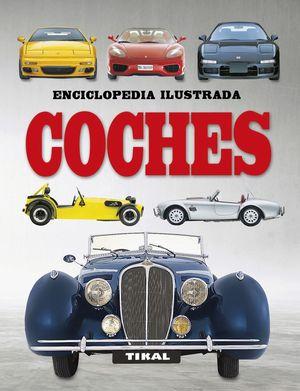 COCHES ENCICLOPEDIA ILUSTRADA