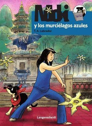 MUCKI Y LOS MURCIÉLAGOS AZULES