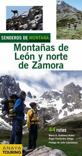 MONTAÑAS DE LEÓN Y NORTE DE ZAMORA
