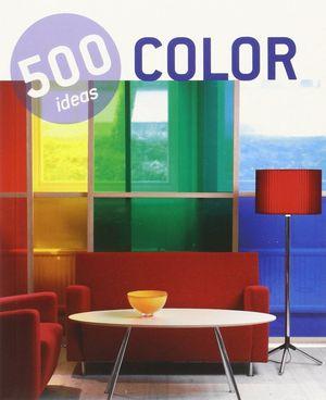500 IDEAS COLOR