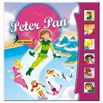 PETER PAN LIBRO SONORO