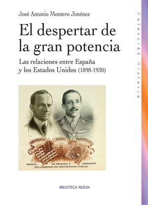 EL DESPERTAR DE LA GRAN POTENCIA