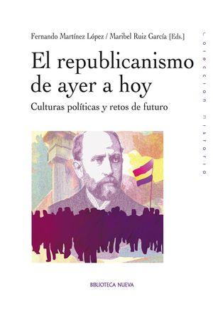EL REPUBLICANISMO DE AYER A HOY