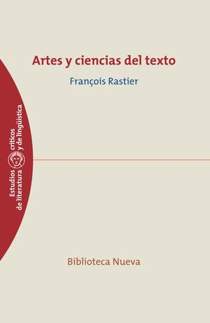 ARTES Y CIENCIAS DEL TEXTO