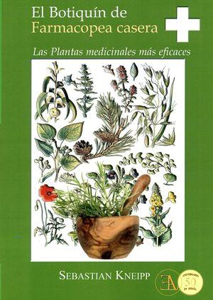 EL BOTIQUIN DE FARMACOPEA CASERA