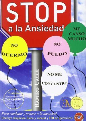 STOP A LA ANSIEDAD + CD