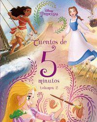 PRINCESAS. CUENTOS DE 5 MINUTOS. VOLUMEN 2