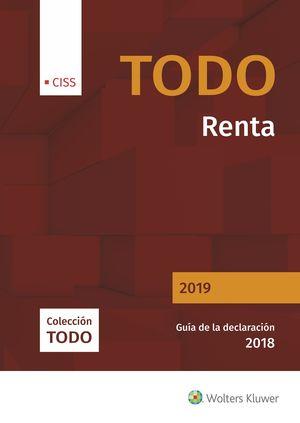 TODO RENTA 2019