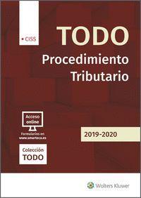 TODO PRCEDIMIENTO TRIBUTARIO. 2019-2020
