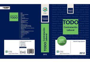 TODO CONTRATACIÓN LABORAL 2012