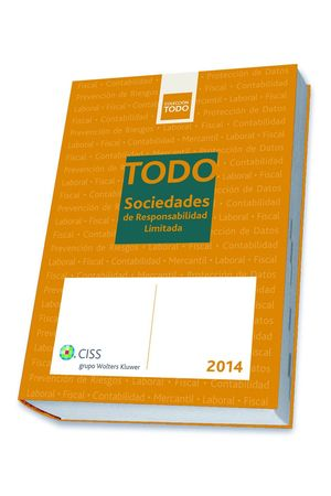 TODO SOCIEDADES DE RESPONSABILIDAD LIMITADA 2014