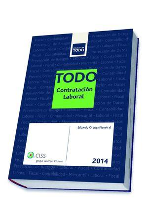TODO CONTRATACIÓN LABORAL 2014