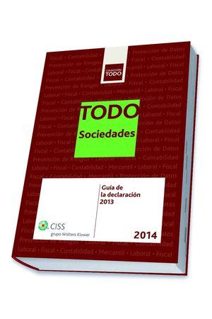 TODO SOCIEDADES 2014