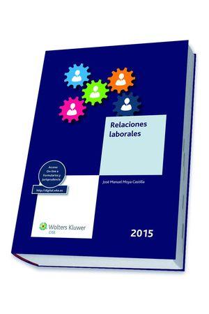 RELACIONES LABORALES 2015